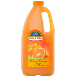 Photo of  Juicy Isle Fruit Drink Orange & Mango 2L