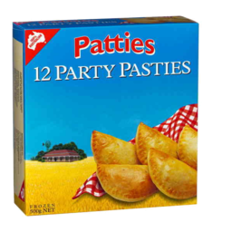 Photo of Patties Party Pasties 12pk 500g