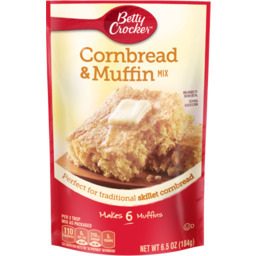 Photo of Betty Crocker Authentic Cornbread & Muffin Mix