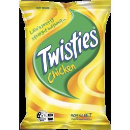 Photo of Twisties Chicken Snack 90g