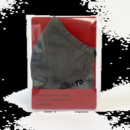 Photo of Contain  Face Mask – Reusable (Gunmetal Grey)