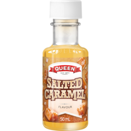Photo of Queen Salted Caramel Flavour 50ml