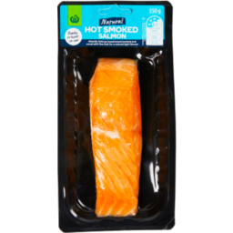 Photo of WW Hot Smoked Salmon Natural 150g