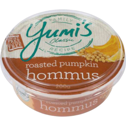 Photo of Yumis Spicy Pumpkin Dip 200g