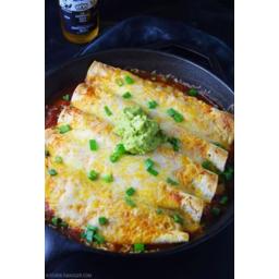 Photo of Brinks Chicken Enchilada