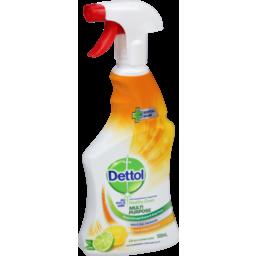 Photo of Dettol M/P Trig Lemon 500ml