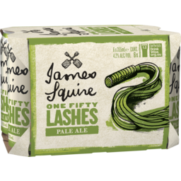 Photo of James Squire 150 Lashes Cans