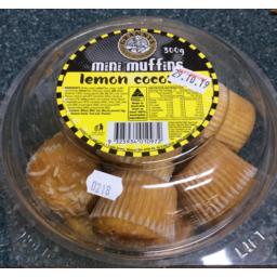 Photo of Grannys Muffin Mini Lem 300gm