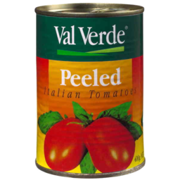 Photo of Val Verde Tomatoes Italian Peeled 400ml