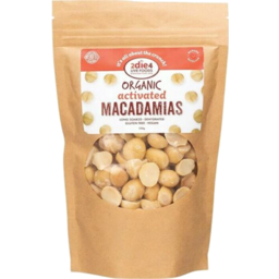 Photo of 2die4 Activated Macadamias 250g