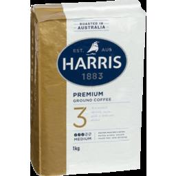 Photo of Harris Ground Coffee Premium 1kg