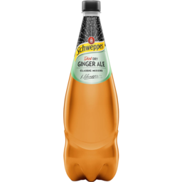 Photo of Schweppes Diet Dry Ginger Ale