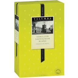 Photo of Yalumba Premium Selection Sauvignon Blanc Semillion Cask 2l