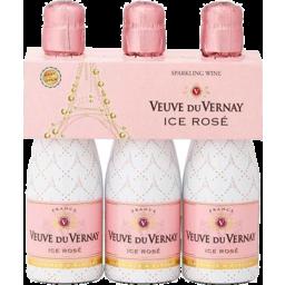 Photo of Veuve De Vernay Rose 3pk