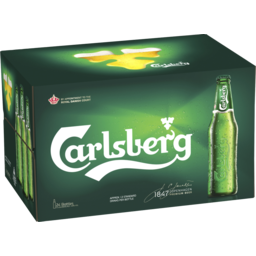 Photo of Carlsberg Bottles