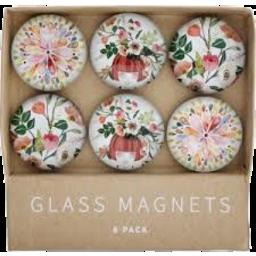 Photo of Lavida Glass Magnets Peach Affair