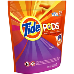 Photo of Tide Pods Spring Meadows