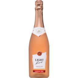Photo of Light Live Sparkling Rose 750ml