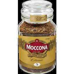 Photo of Moccona Classic Medium Roast 200g