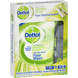 Photo of Dettol Antibacterial Floor Cleaning System
