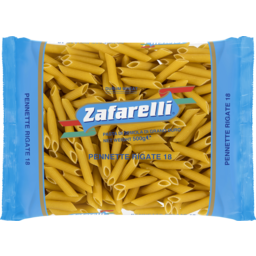 Photo of Zafarelli Pasta No18 Rigate 500g