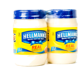 Photo of Hellmanns Real Mayonnaise