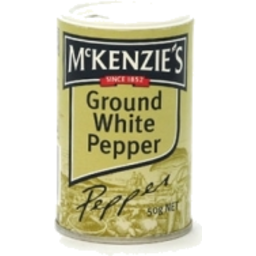 Photo of Mck White Pepper Ground 100gm
