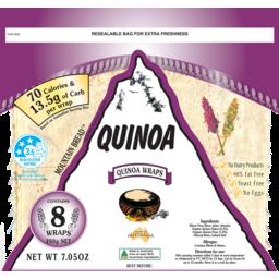 Photo of Mountain Bread Quinoa 200gm