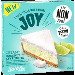 Photo of S/Lee Joy Ccnut Key Lime Pie 450gm