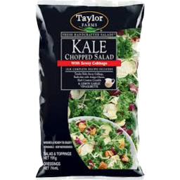 Photo of Chopped Kale Salad Taylor Farm