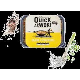 Photo of Quick As Wok Nasi Goreng 300gm
