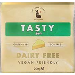 Photo of Wise Bunny Tasty Style Cheese Dairy Free 200g