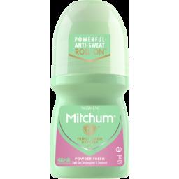 Photo of Mitchum Women's Roll On Powder Fresh 50ml
