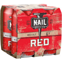 Photo of Nail Red Ale Can