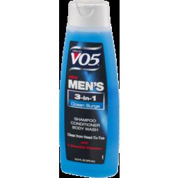 Photo of Alberto Vo5 Men's 3-In-1 Shampoo Conditioner Body Wash Ocean Surge
