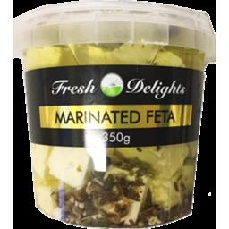 Photo of Fresh Del Marinated Feta 350g
