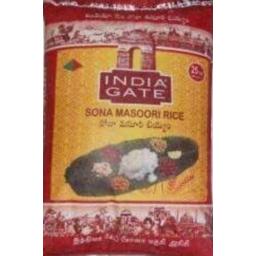 Photo of India Gate Sona Masoori Rice25kg