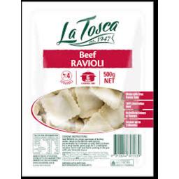 Photo of La Tosca Beef Ravioli 500g
