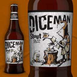 Photo of Wychwood Diceman Stout
