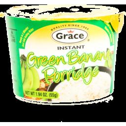 Photo of Grace Instant Green Banana Porridge