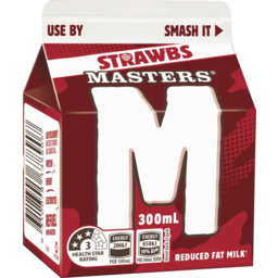 Photo of Masters Strawberry 300ml Carton