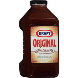 Photo of Kraft BBQ Sauce