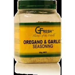 Photo of Oregano & Garlic Seasoning 90g GFresh