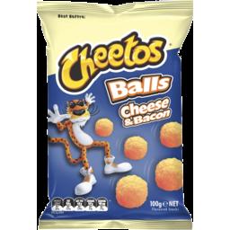 Photo of Cheetos Cheese&Bac Balls 100gm