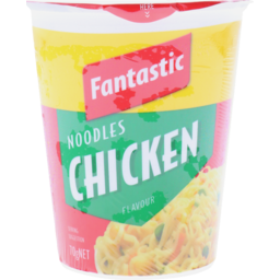 Photo of Fantastic Cup Noodle Chicken Flavour 70g