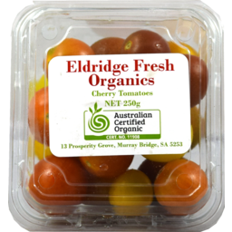 Photo of Tomatoes Cherry Medley Punnet (Eldridge or McMahon) 250-300g
