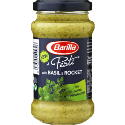 Photo of Barilla Pesto With Basil & Rocket 190g