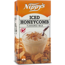 Photo of Nippy's Iced Honeycomb Flavoured Milk 500ml