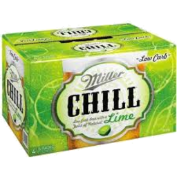 Photo of Miller Chill Carton