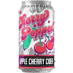 Photo of Big Shed Brewing Cherry Popper Cider 4pk